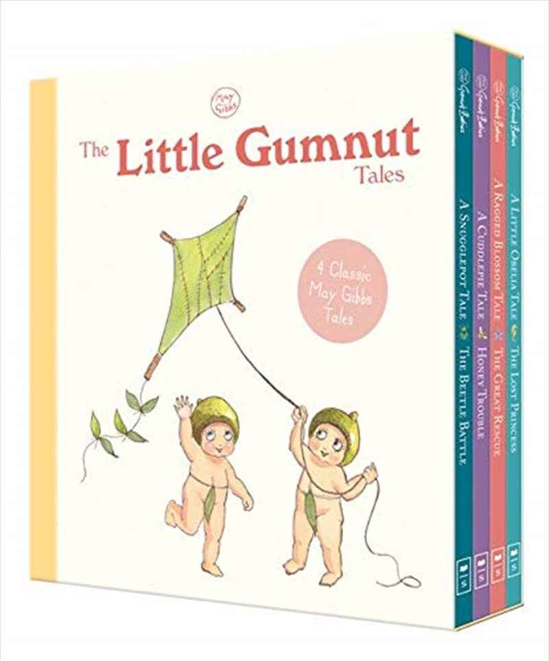 The Little Gumnut Tales (may Gibbs) | Hardback Book