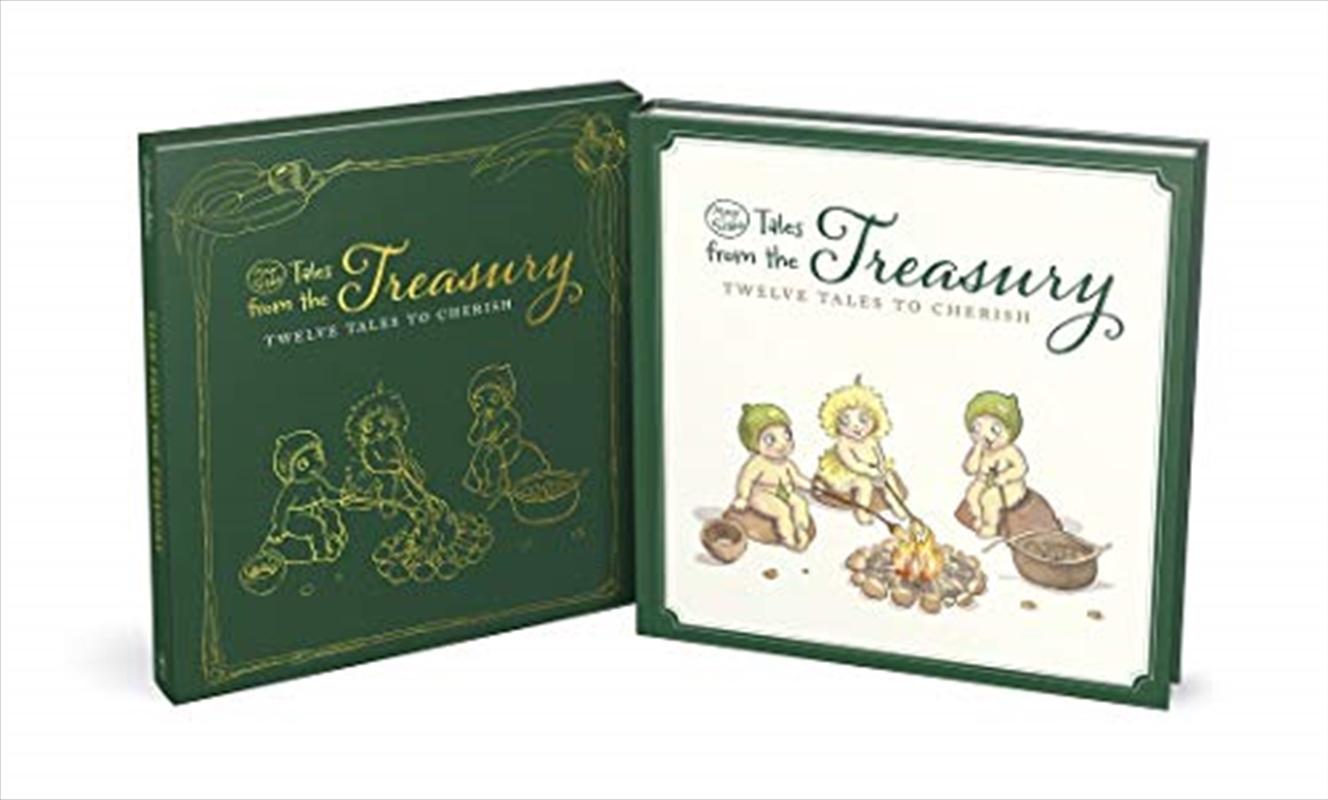 Tales From The Treasury: Twelve Tales To Cherish (may Gibbs: Deluxe Treasury) | Hardback Book