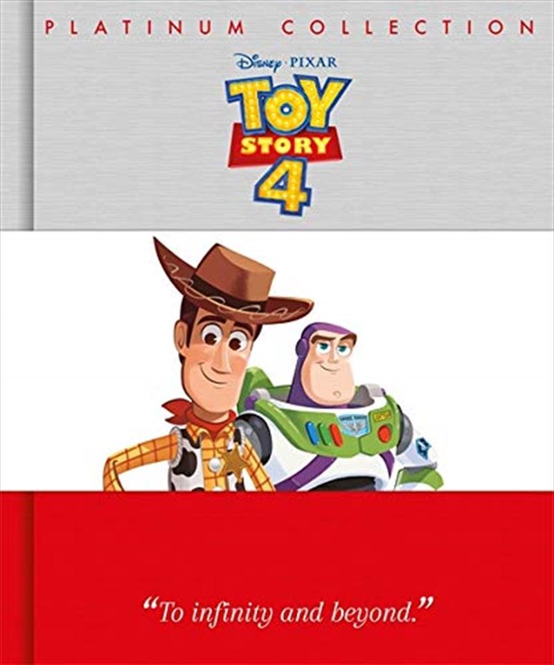Disney Pixar Toy Story 4 Platinum Collection (platinum Collection Disney) | Hardback Book