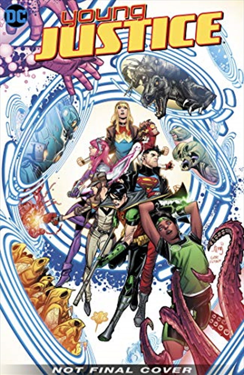 Young Justice Vol. 2: Lost In The Multiverse (young Justice: Lost In The Multiverse) | Hardback Book