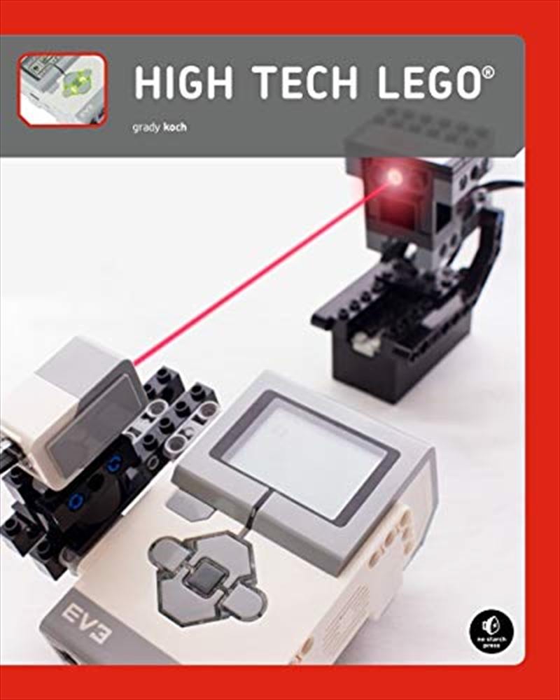 High-tech Lego | Paperback Book