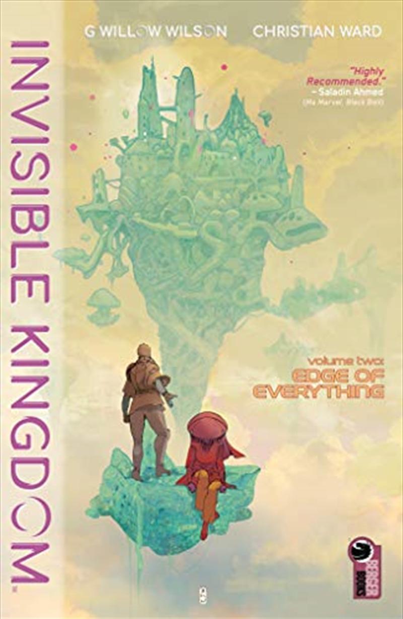 Invisible Kingdom Volume 2   Paperback Book