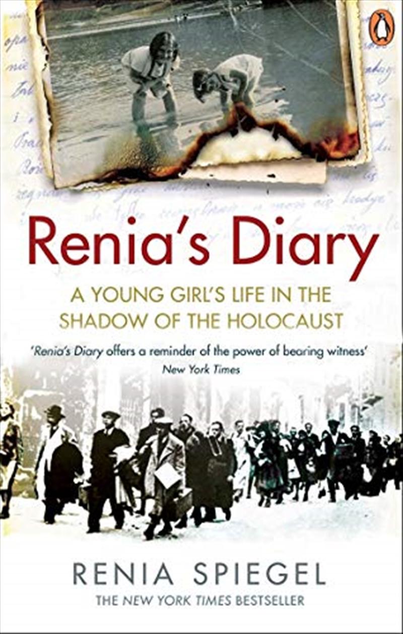 Renias Diary | Paperback Book