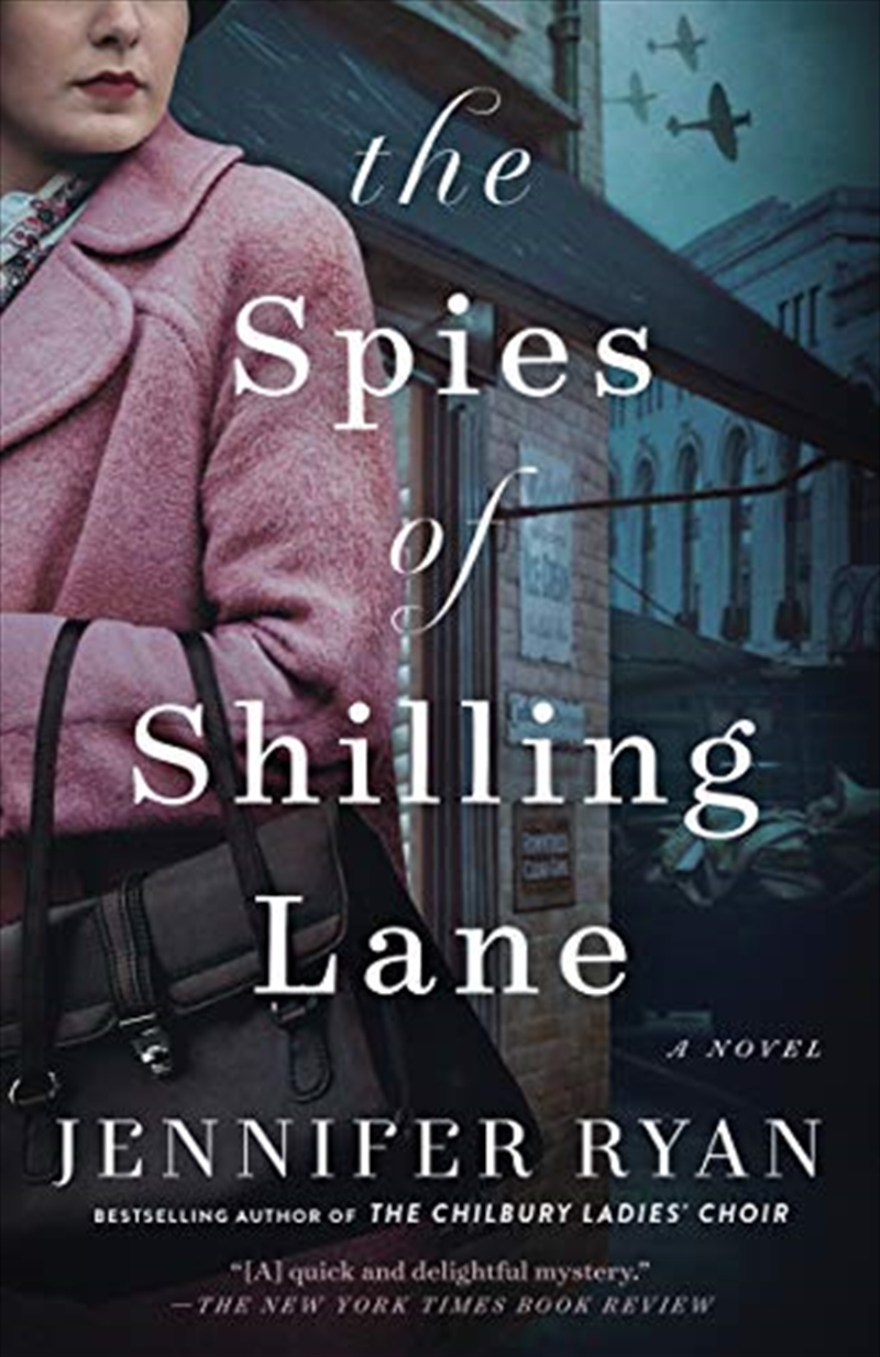 The Spies Of Shilling Lane: A Novel | Paperback Book