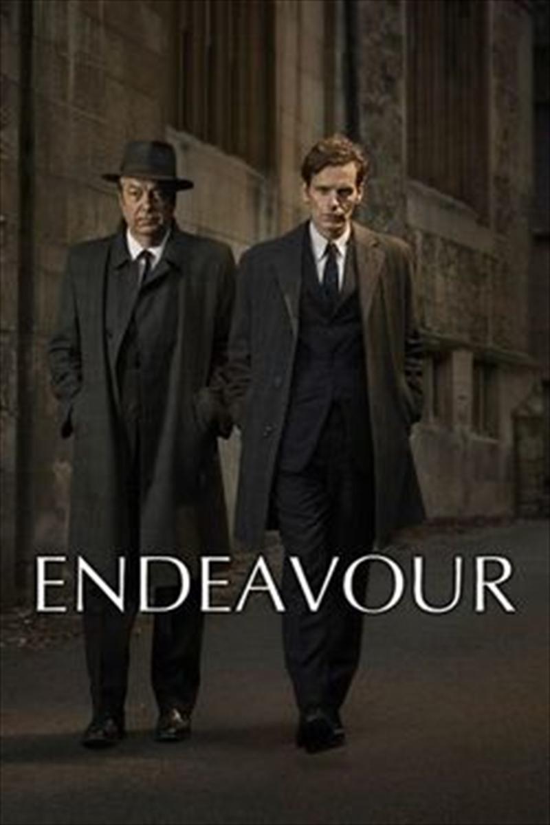Endeavour - Series 8   DVD