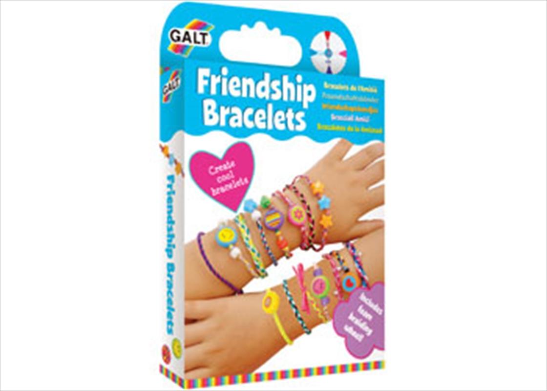 Friendship Bracelets | Books