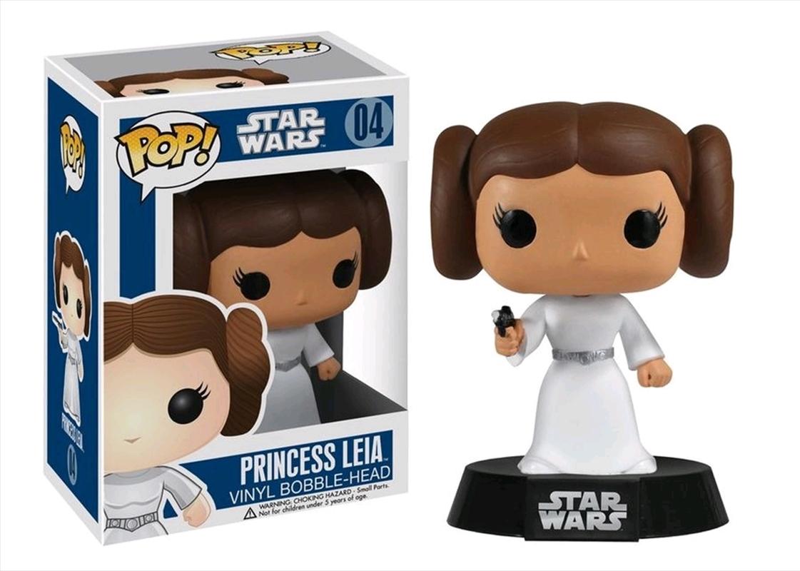 Star Wars - Princess Leia Pop! Vinyl   Pop Vinyl