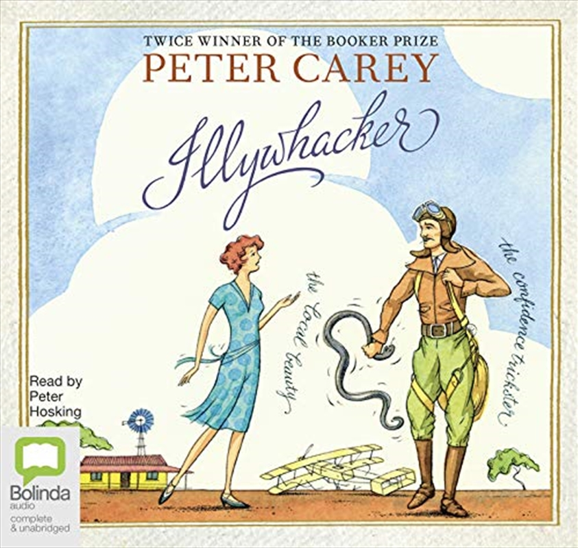 Illywhacker | Audio Book