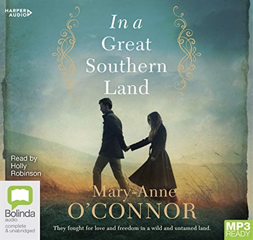 In A Great Southern Land [bolinda] | Audio Book