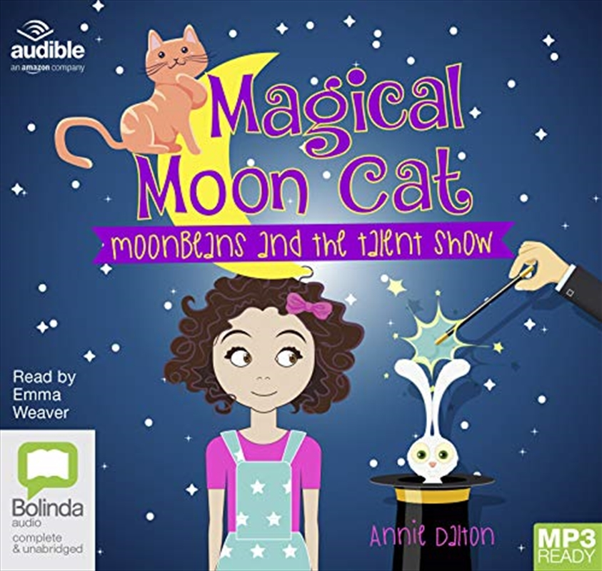 Moonbeans And The Talent Show | Audio Book