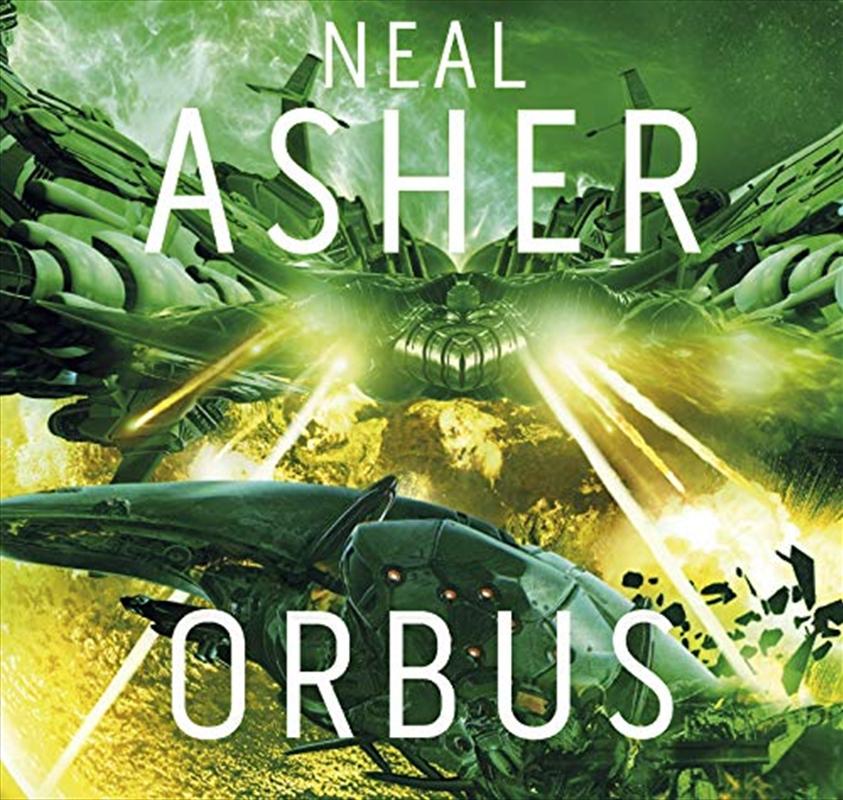 Orbus | Audio Book