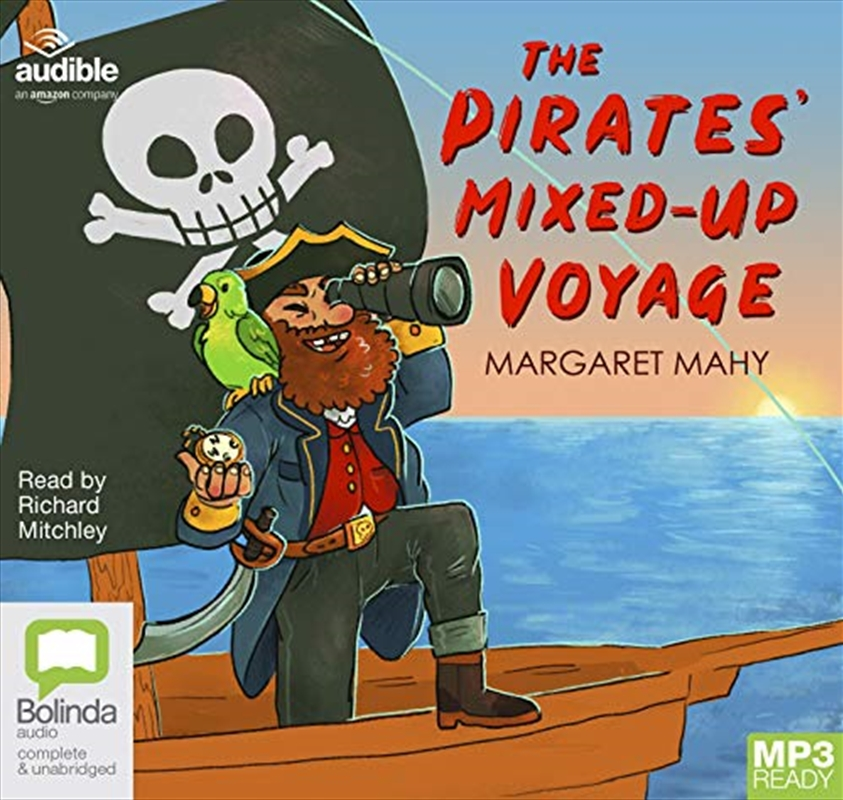 The Pirates' Mixed-up Voyage | Audio Book