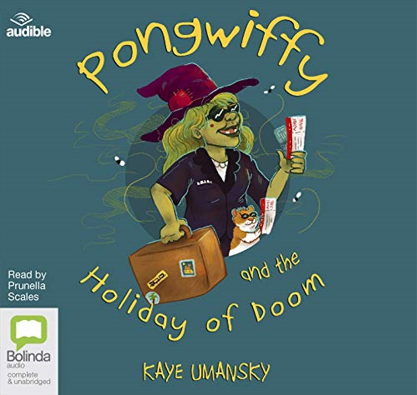 Pongwiffy And The Holiday Of Doom: 4 | Audio Book