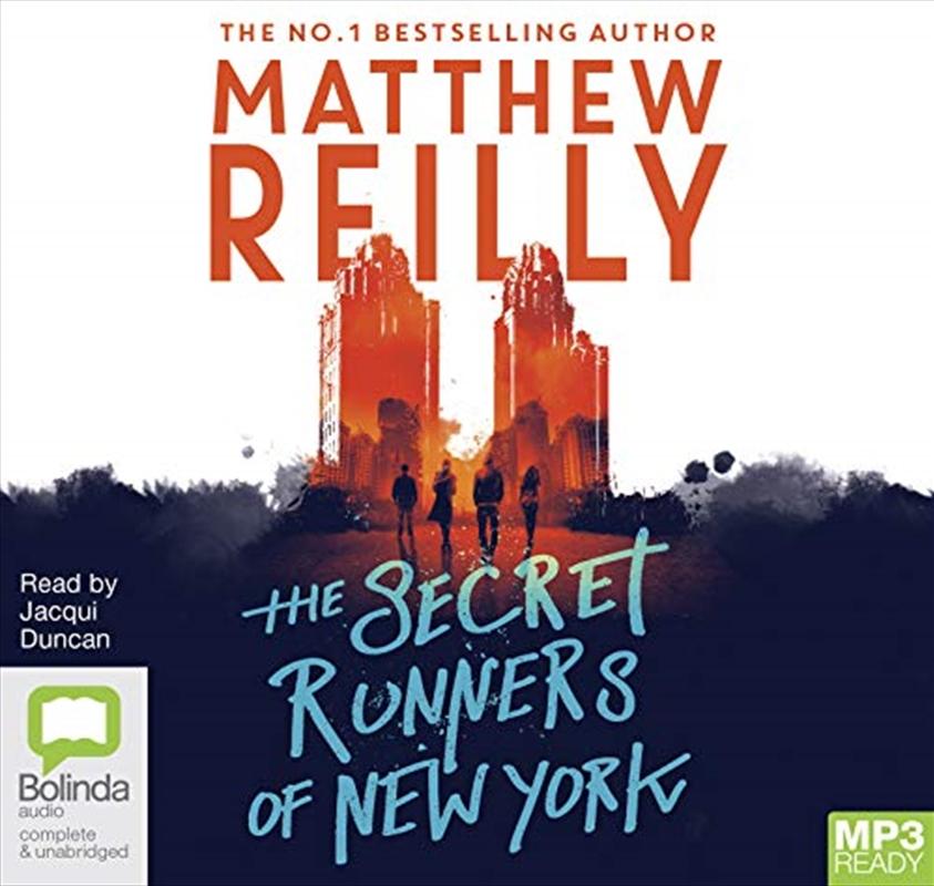 The Secret Runners Of New York | Audio Book