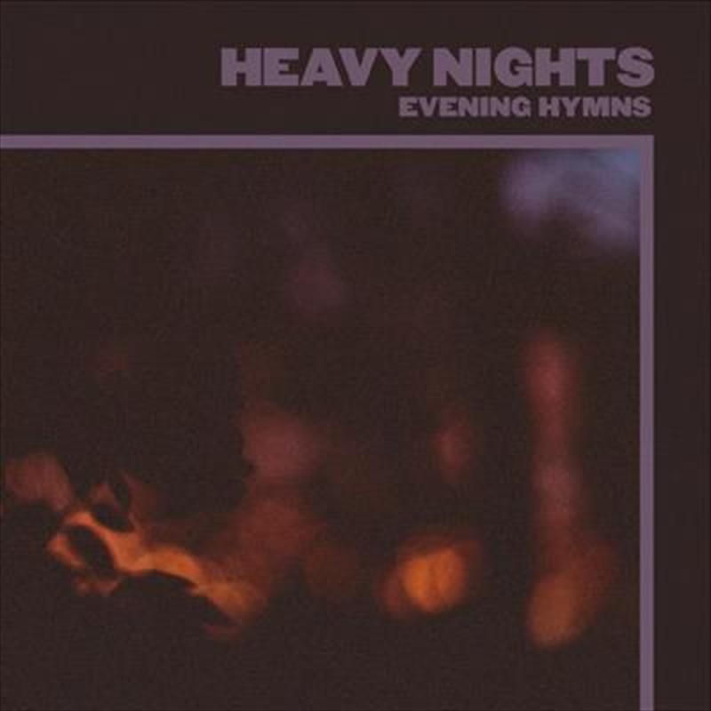 Heavy Nights   CD
