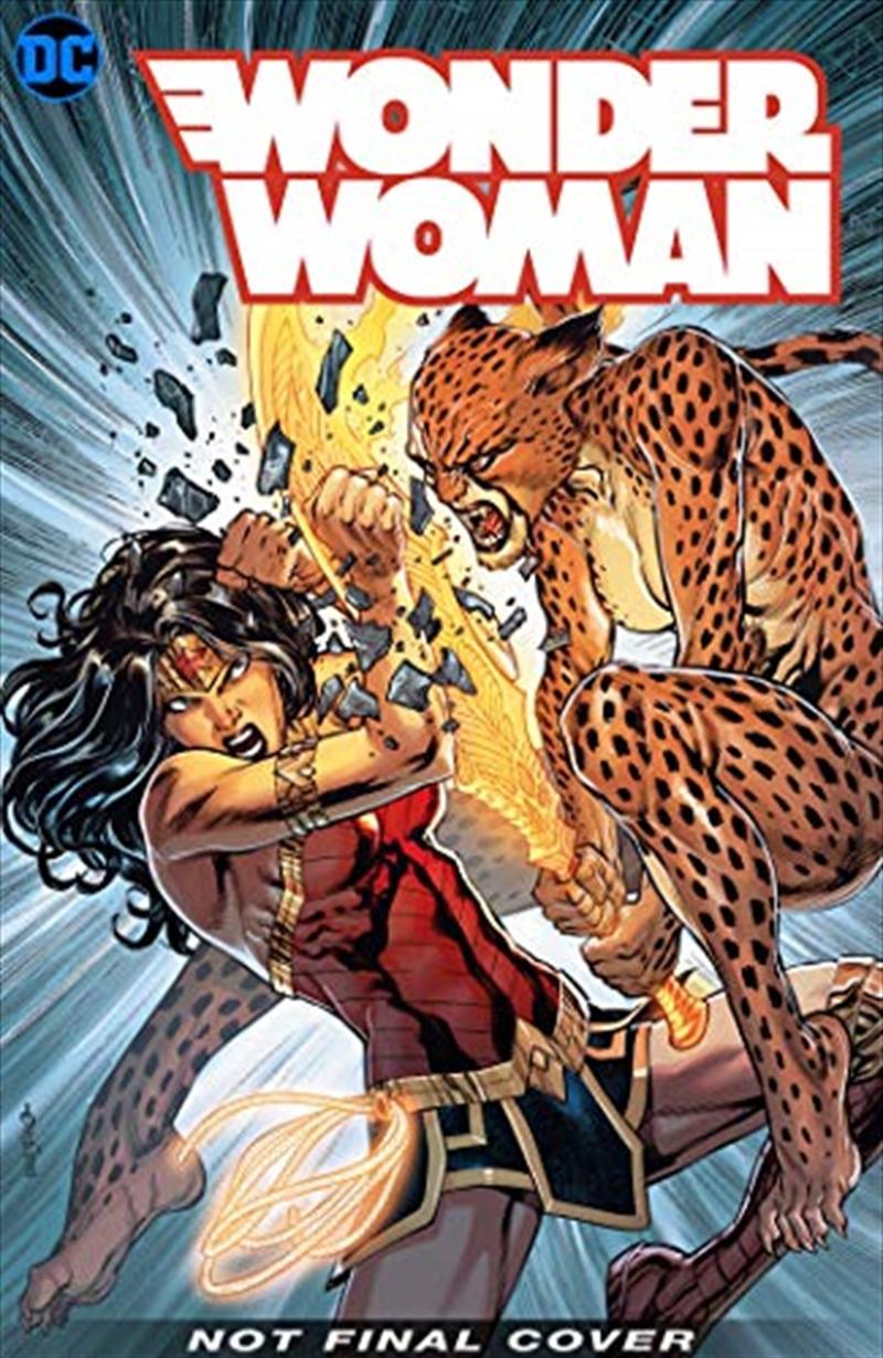 Wonder Woman Vol. 3: Loveless | Hardback Book