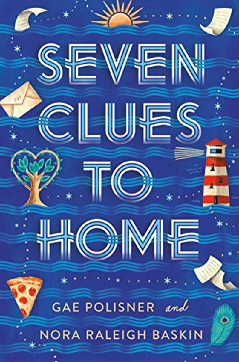 Seven Clues To Home | Hardback Book