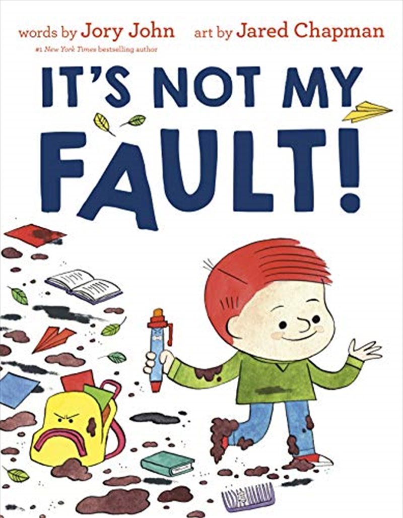It's Not My Fault! | Hardback Book