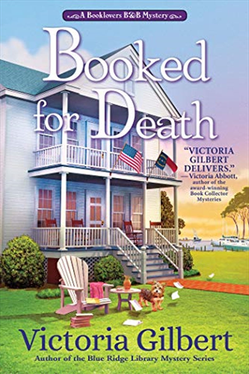 Booked For Death: A Book Lover's B&b Mystery | Hardback Book