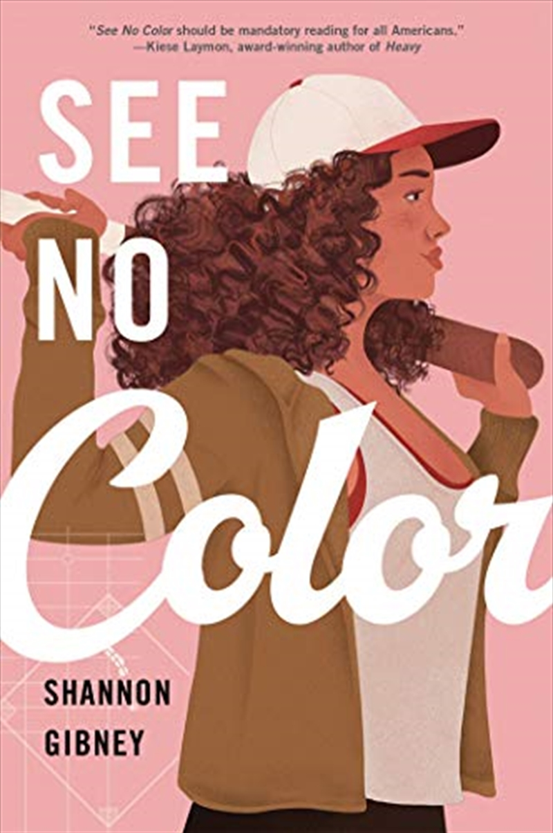 See No Color | Paperback Book