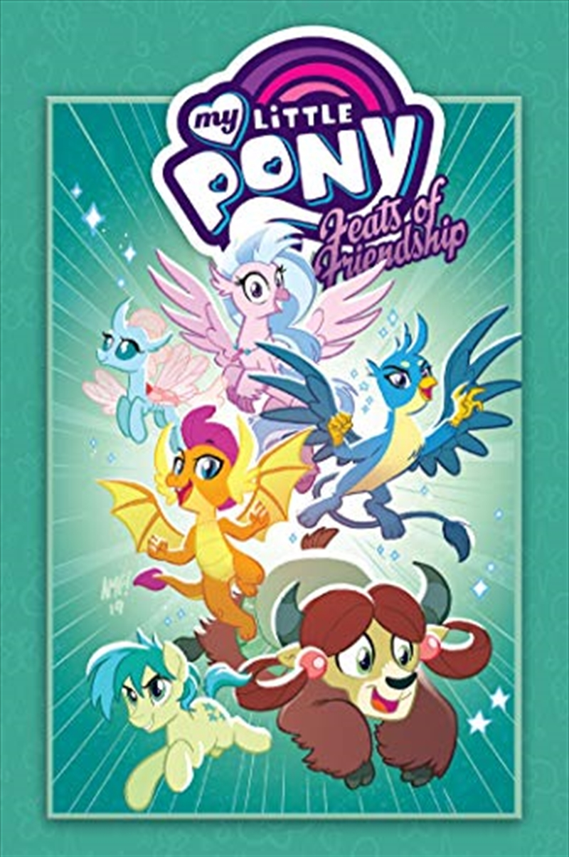 My Little Pony: Feats Of Friendship | Paperback Book
