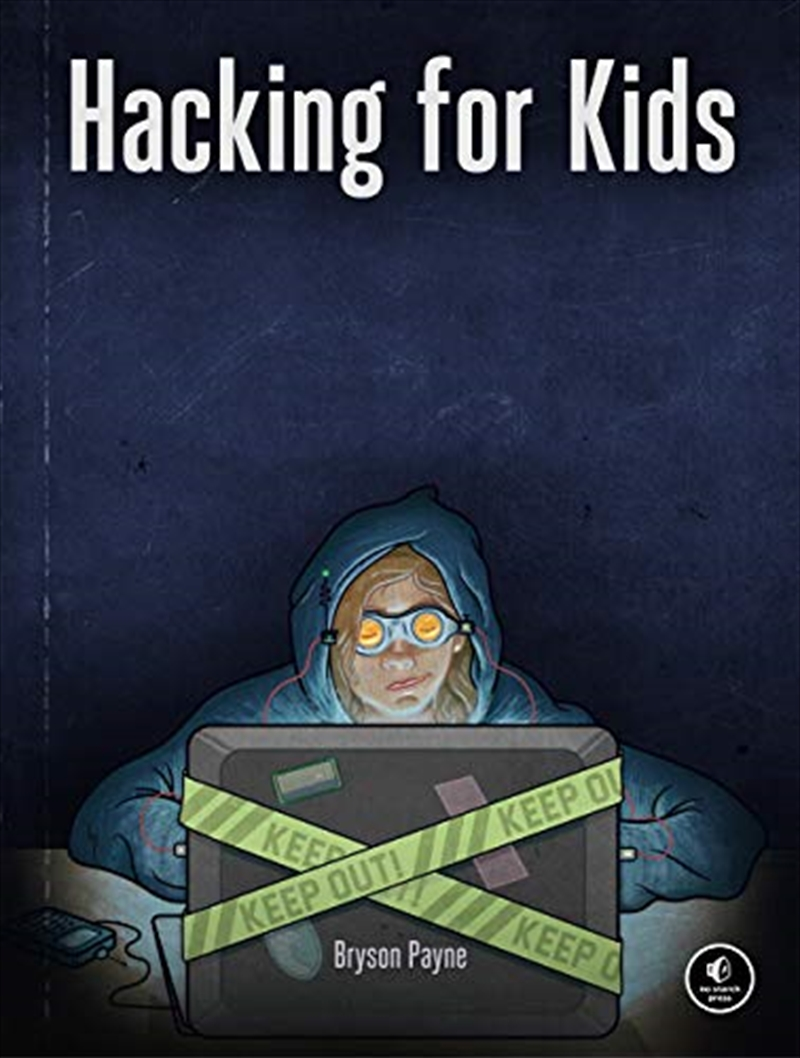 Hacking For Kids | Paperback Book
