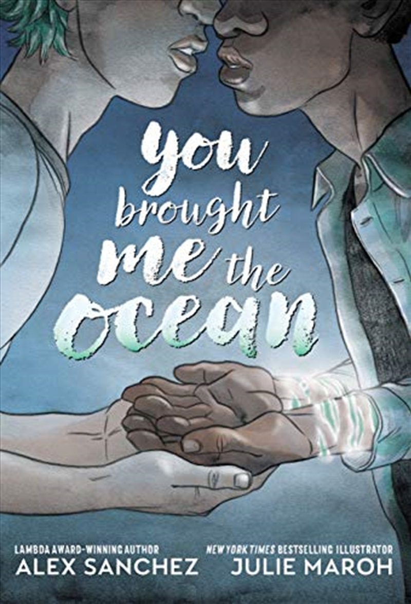 You Brought Me The Ocean (aqualad) | Paperback Book