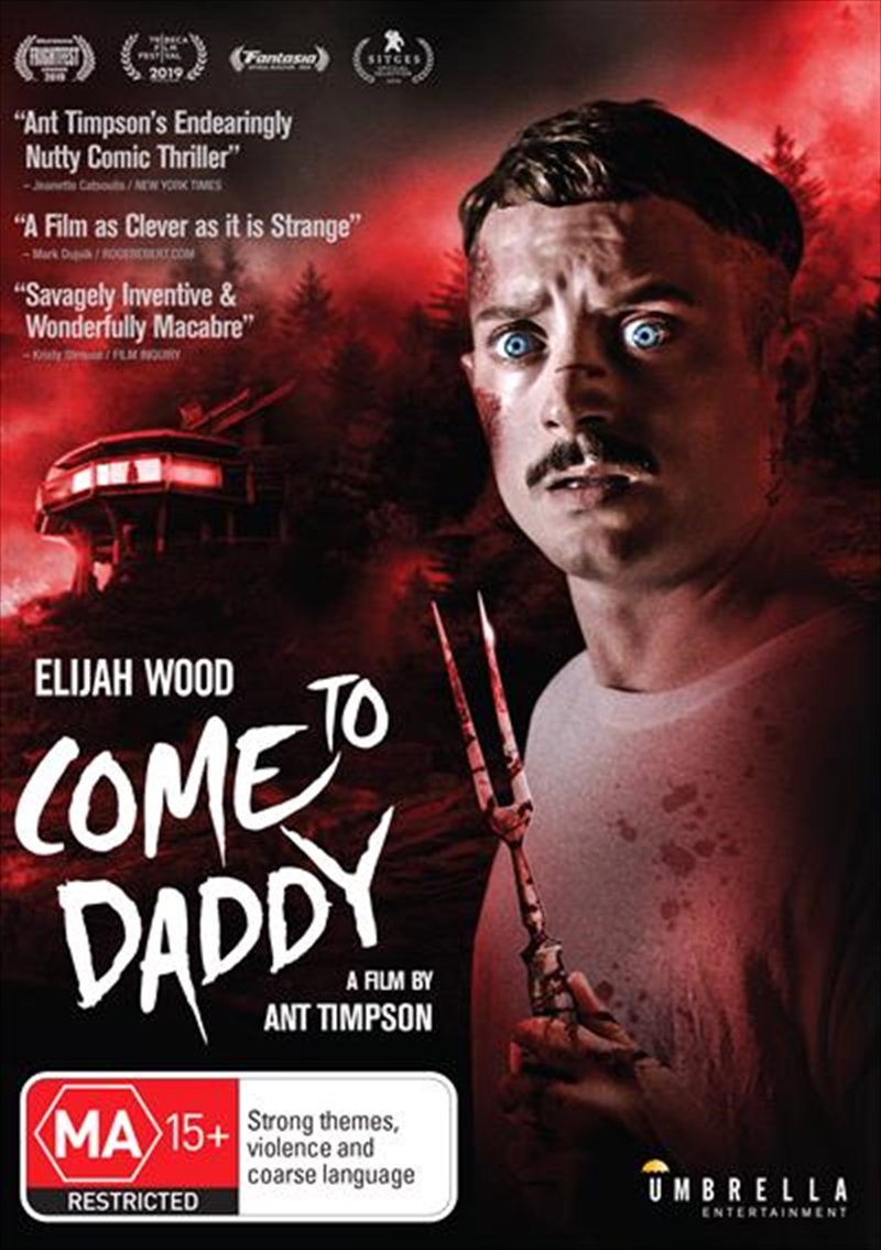 Come To Daddy | DVD
