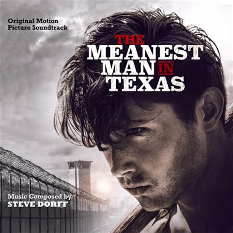 Meanest Man In Texas   CD