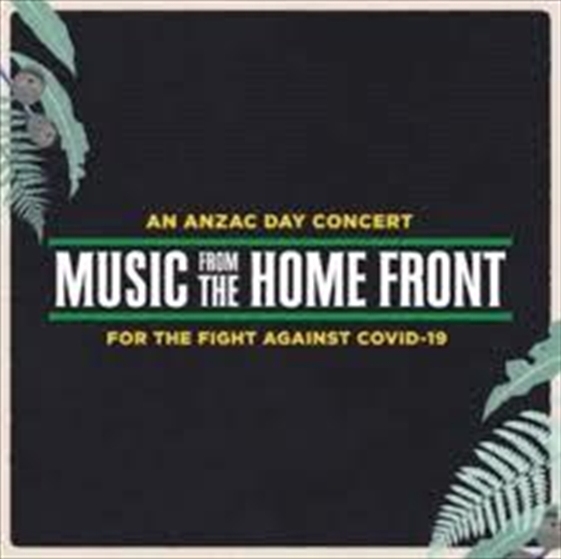 Music From The Home Front | CD