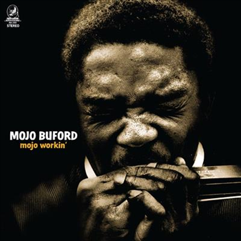 Mojo Workin   Vinyl