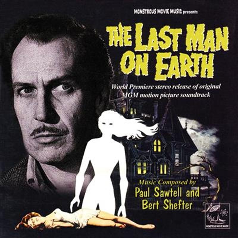 Last Man On Earth | CD