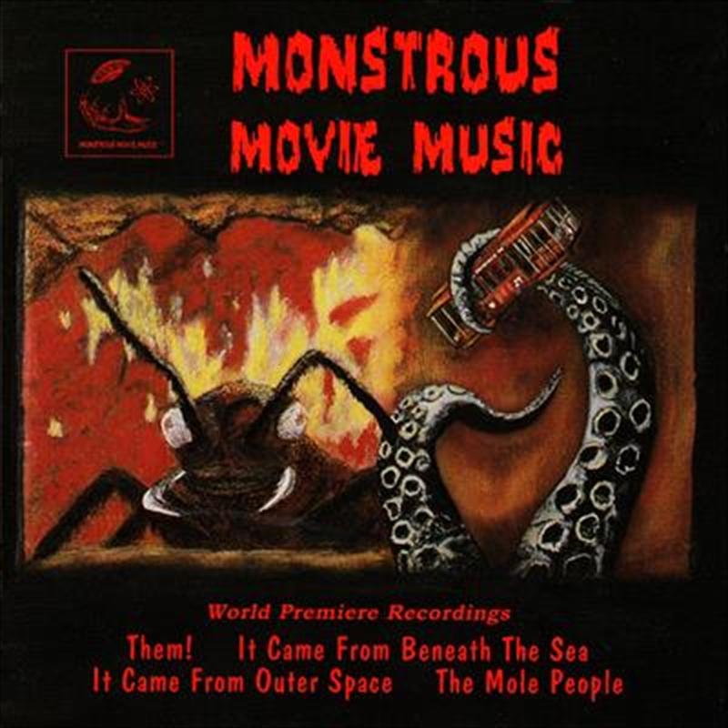 Monstrous Movie Music Volume 1 | CD