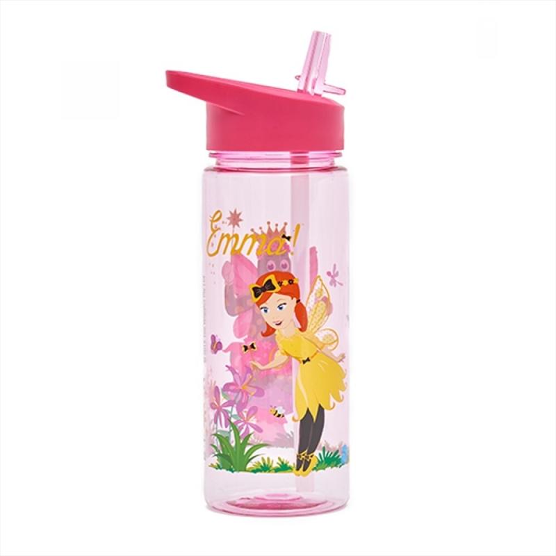 The Wiggles: Emma & Dorothy Drink Bottle Pink 550ml | Merchandise