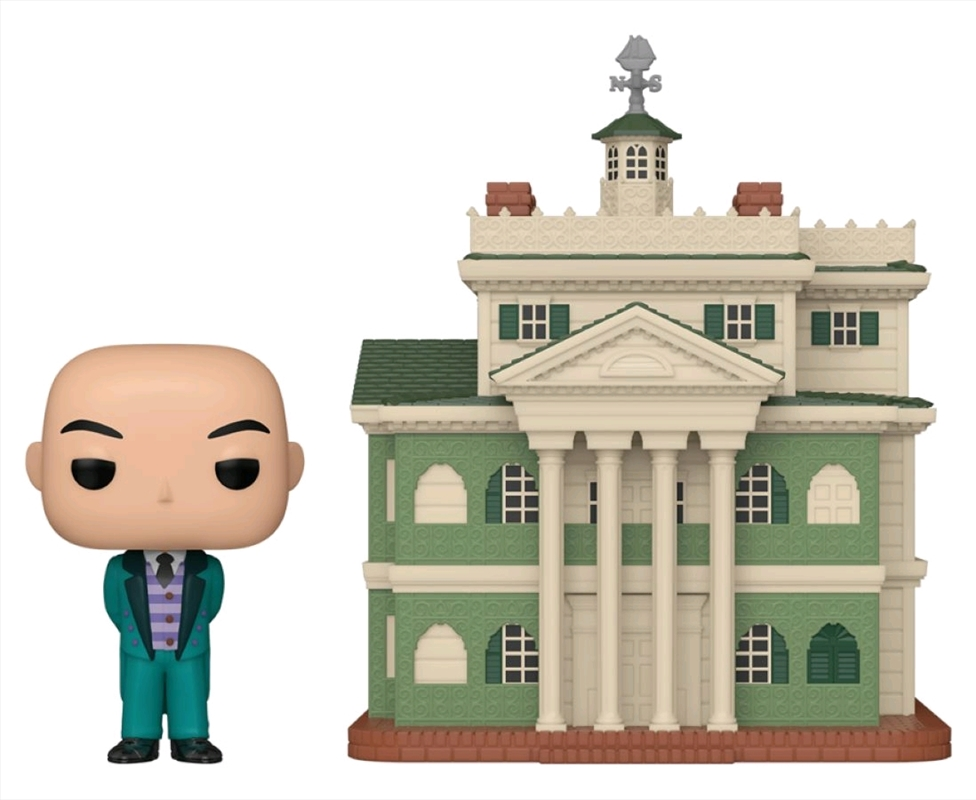 Haunted Mansion - Haunted Mansion US Exclusive Pop! Town [RS]   Pop Vinyl