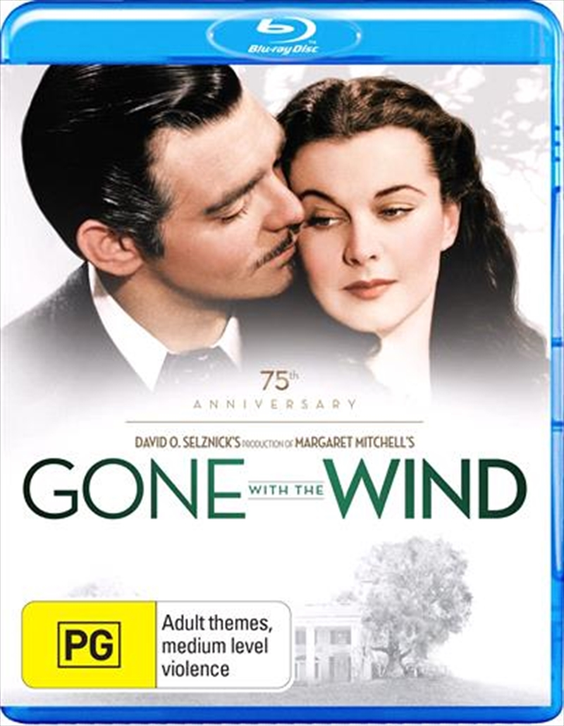 Gone With The Wind - 75th Anniversary Edition | Blu-ray