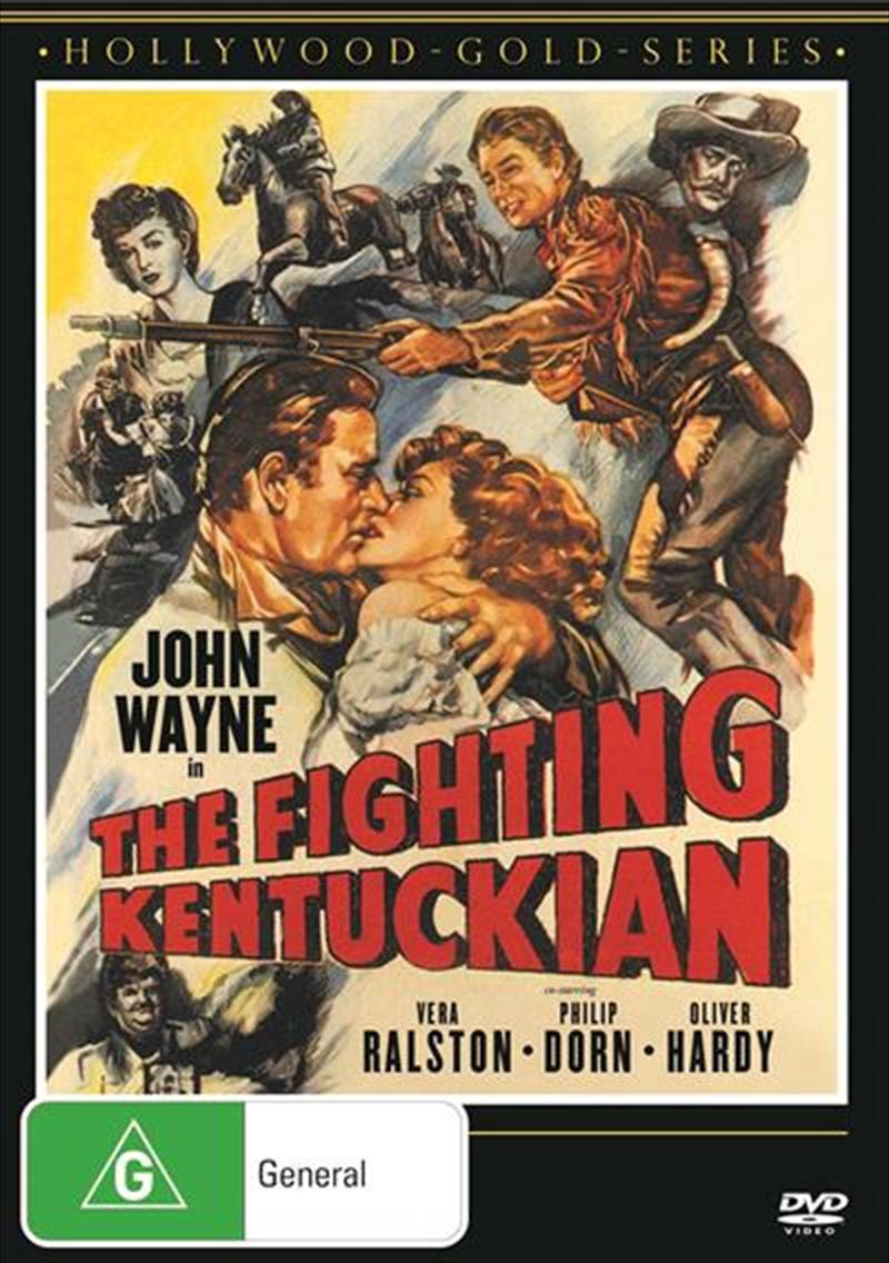 Fighting Kentuckian, The | DVD
