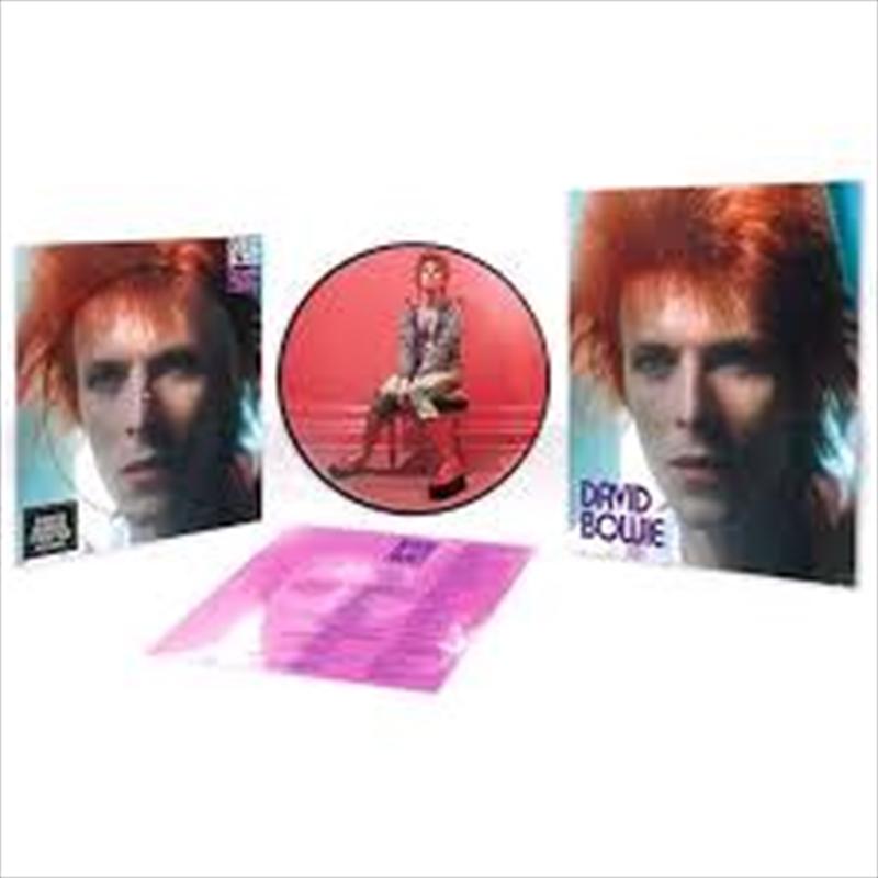 Space Oddity - Limited Picture Disc Vinyl | Vinyl