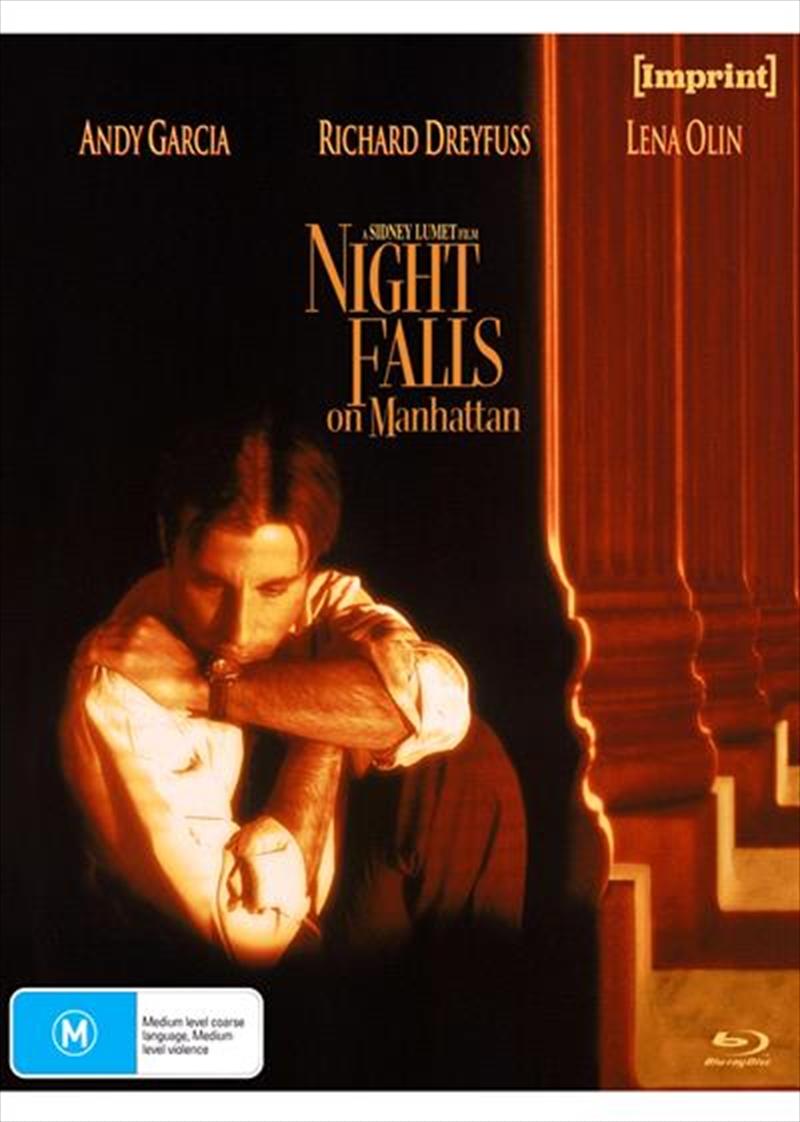 Night Falls On Manhattan | Blu-ray