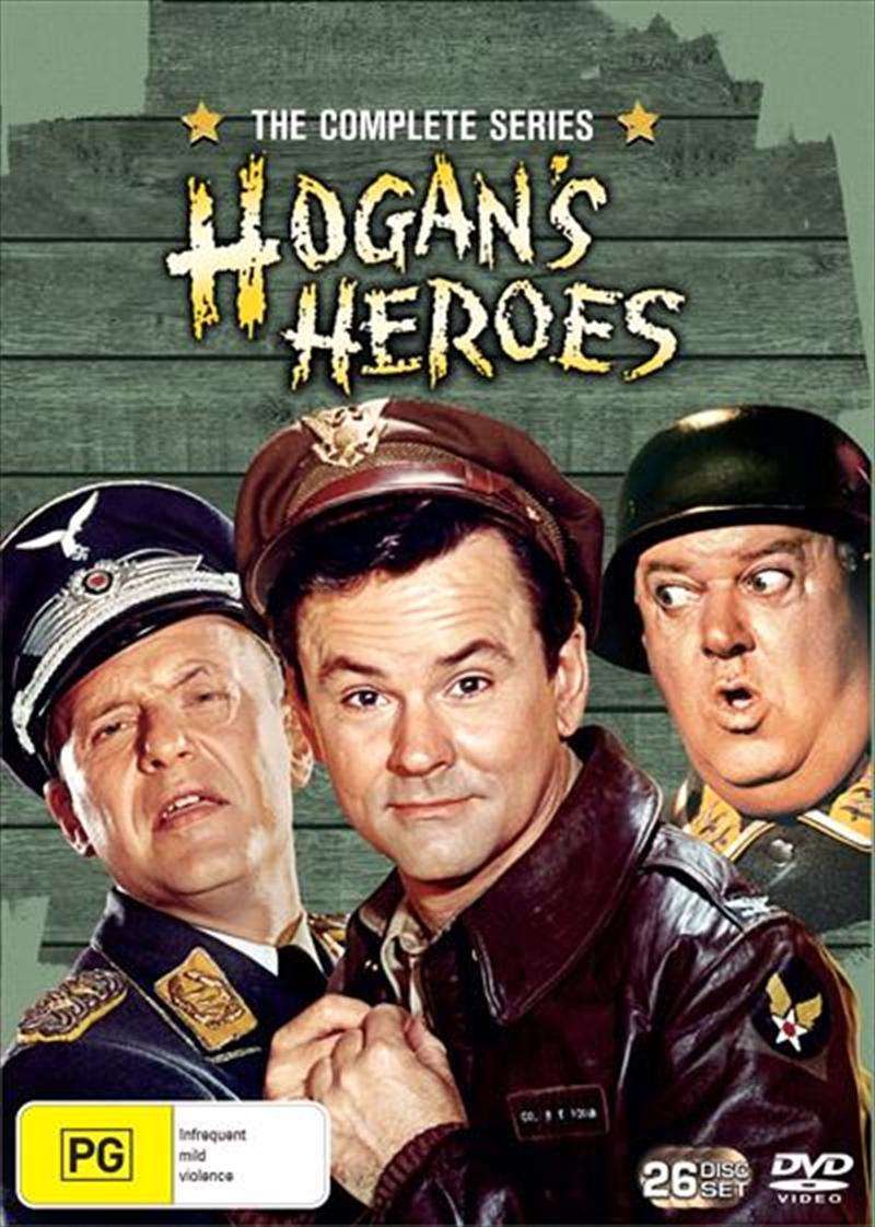 Hogan's Heroes - Season 1-6   Boxset   DVD