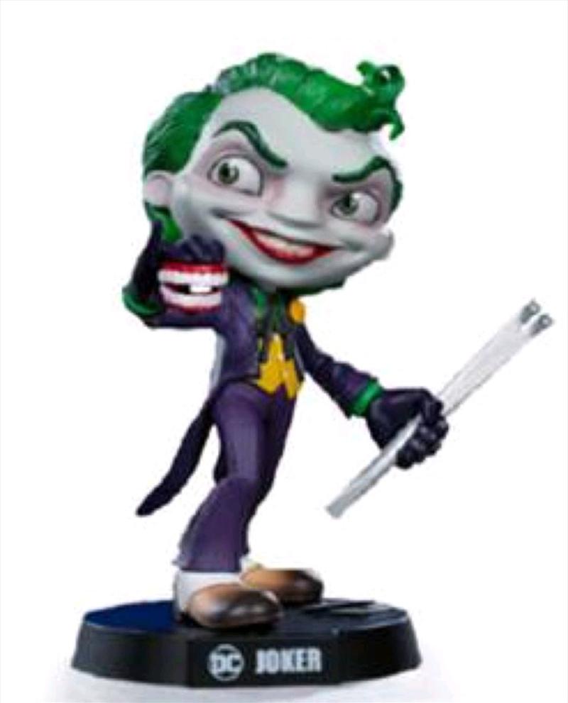Batman - Joker Minico Vinyl Figure | Merchandise