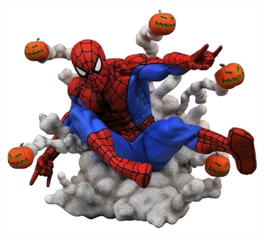 Spider-Man - Pumpkin Bomb Spider-Man PVC Statue   Merchandise