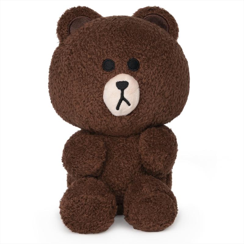 Bear: Line Friends Brown 18cm   Toy