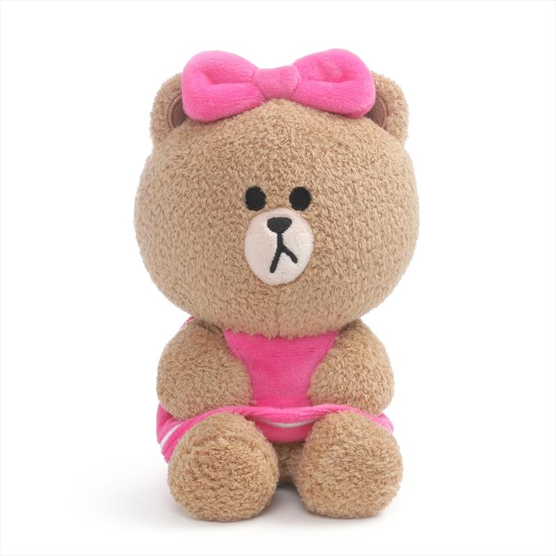 Bear: Line Friends Choco 18cm   Toy
