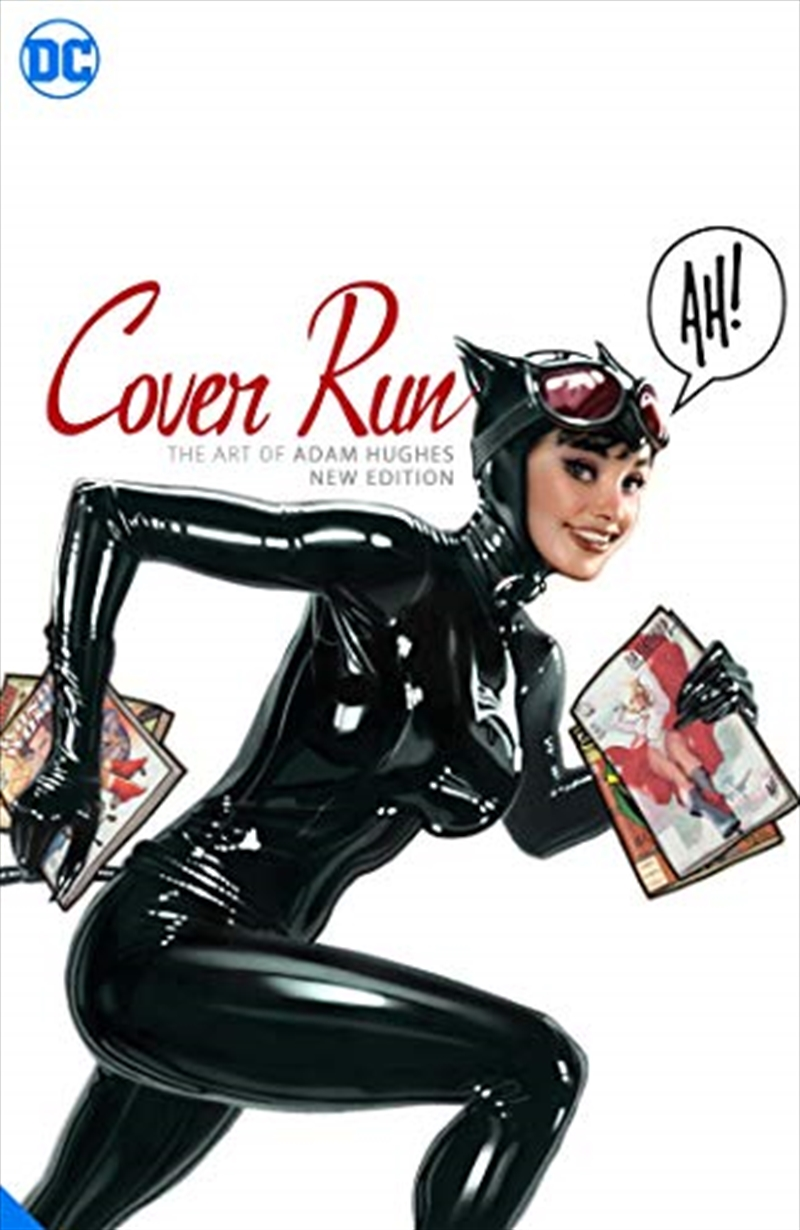 Cover Run: The Art Of Adam Hughes New Edition | Hardback Book
