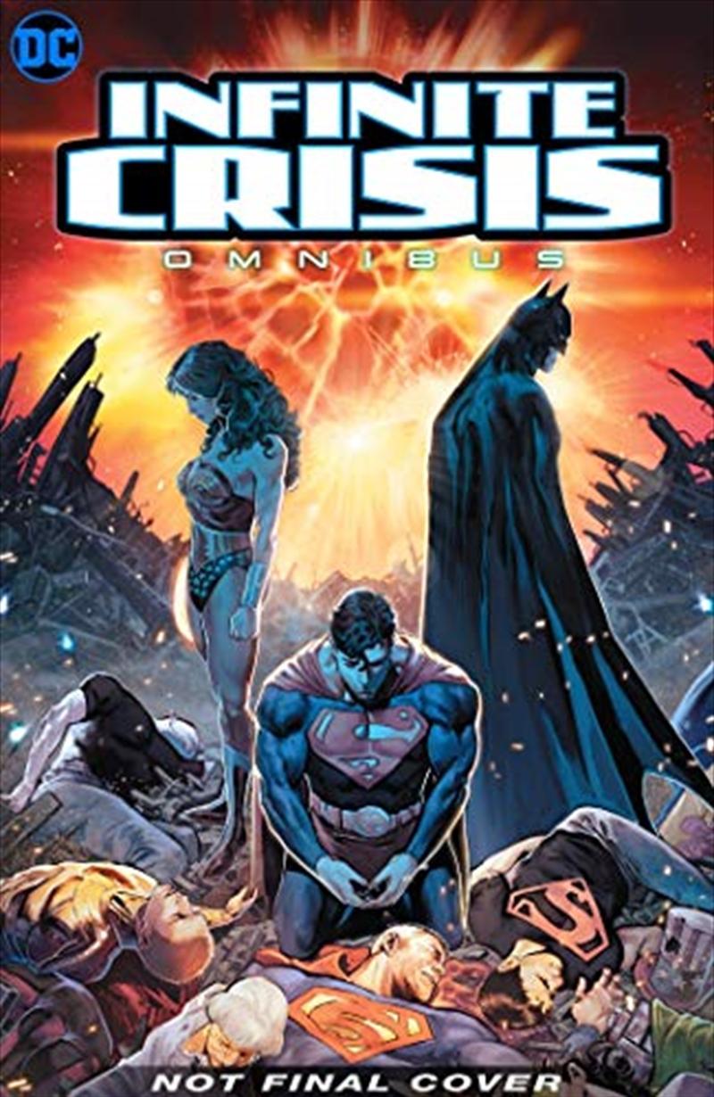 Infinite Crisis Omnibus (2020 Edition) | Hardback Book