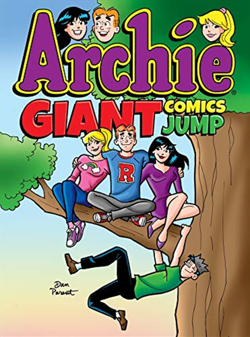 Archie Giant Comics Jump (archie Giant Comics Digests) | Paperback Book