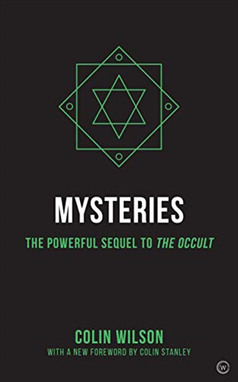 Mysteries: The Powerful Sequel To The Occult | Paperback Book