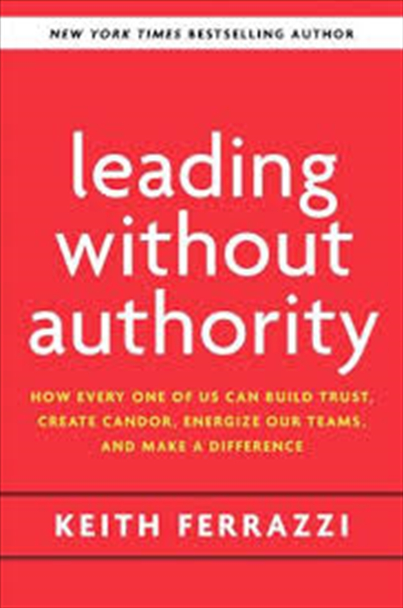 Leading Without Authority | Paperback Book