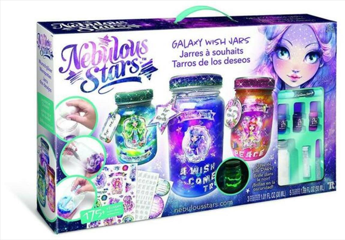 Galaxy Wish Jars   Books